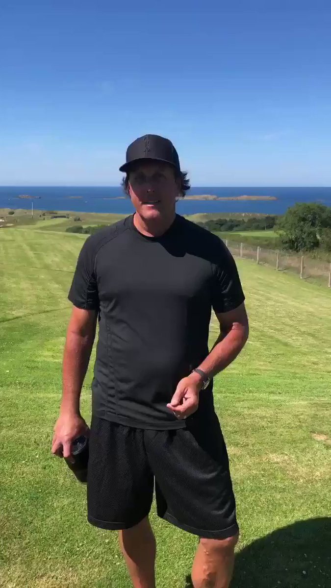 Phil Mickelson Makes Drastic Change Before The Open Championship