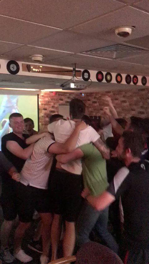 What it means to @ashingtoncc_ lads seeing our mate @MAWood33 win a World Cup #ICCWC2019