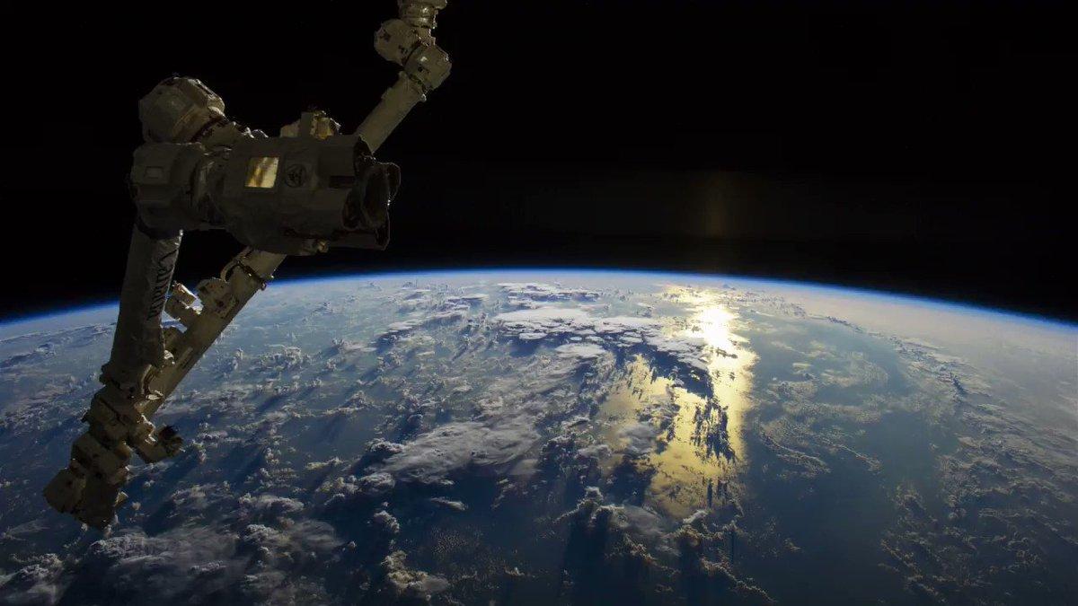 Visions of Earth NASA / ESRSU / Seán Doran Music by Johann Strauss youtu.be/vQm49XwrFys
