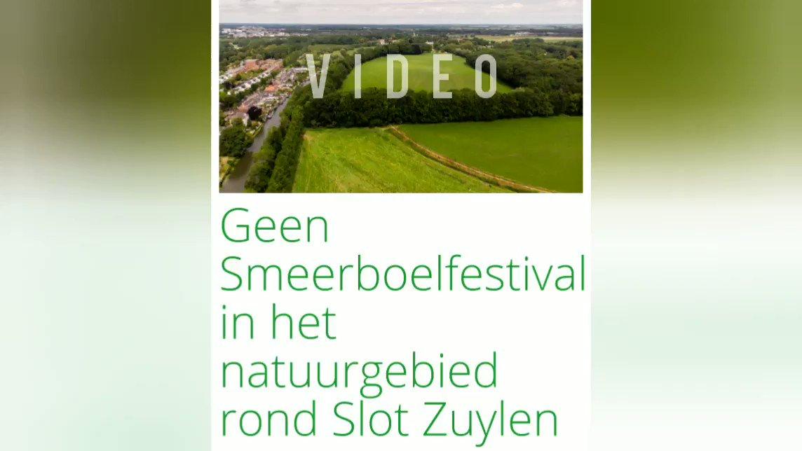 Geen #smeerboel #festival in #natuurgebied #Zuilen #Utrecht @rtvutrecht Eens? Teken hier de #petitie!  https://petities.nl/petitions/geen-smeerboelfestival-in-het-natuurgebied-rond-slot-zuylen/signatures?locale=nl…