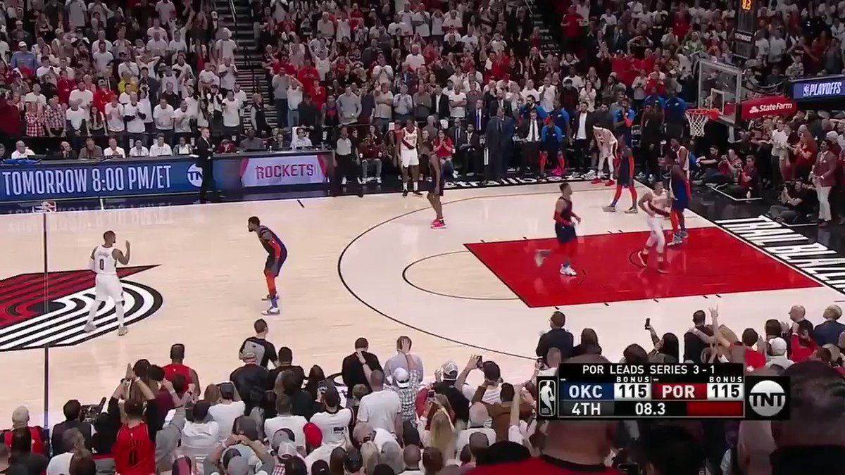 Damian Lillard turns 29 today. Months ago, he hit one of the wildest playoff buzzer-beaters 🎉