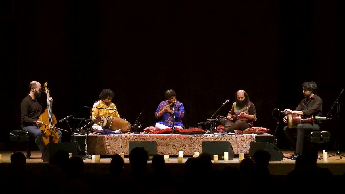 Blend of Indian and Sufi music / poetry. Shashank and Constantinople. Do enjoy......  #shashankflute  #kiyatabassian #constantinople #sufi