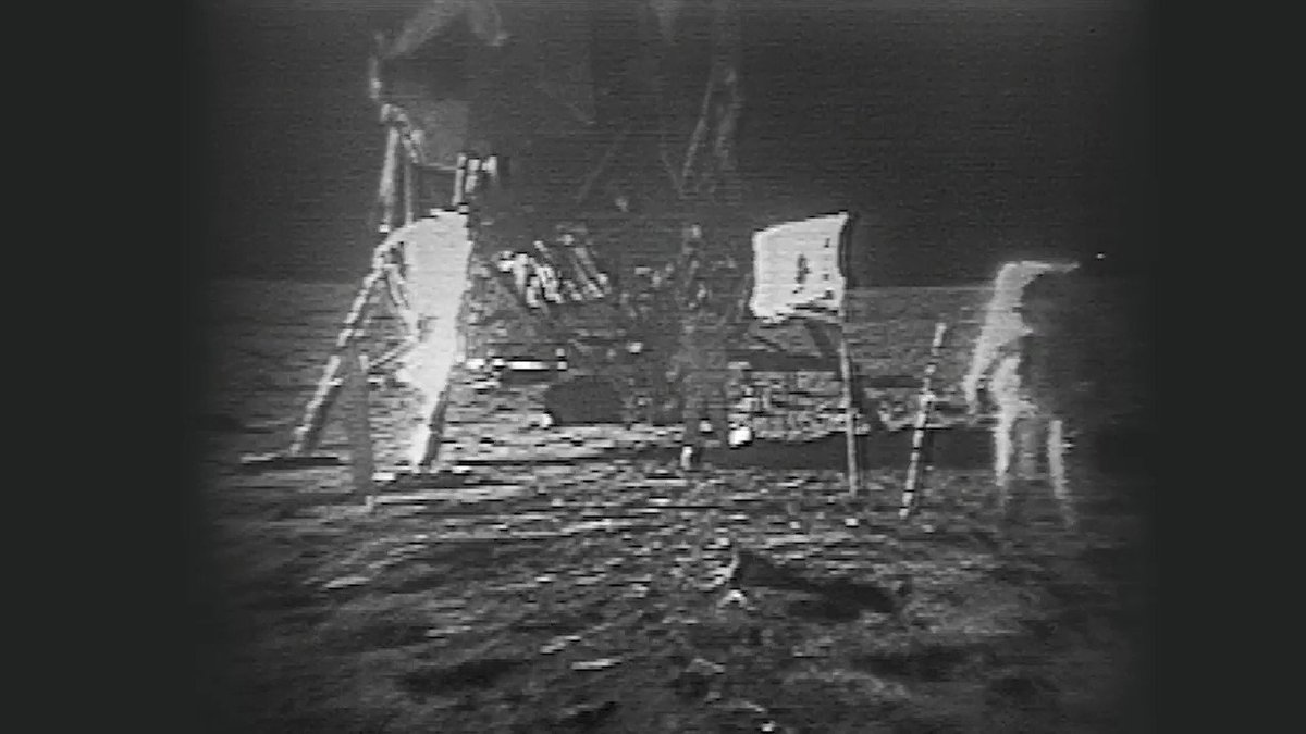 Ahead of the sale of the best surviving NASA videotape recordings of the Apollo 11 lunar landing, we take a look at how the famous moonwalk was videotaped and what makes these recordings so extraordinary. #SothebysinSpace #SpaceExploration http://bit.ly/2xQ9chK
