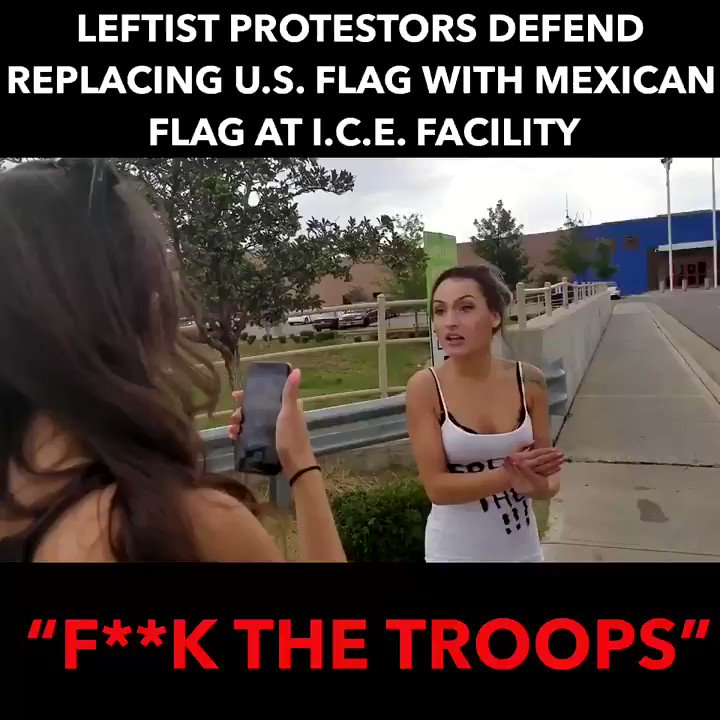 If I were @stclairashley, also known as Ashley StClair in thi sviedo , I would be appalled with the way of how liberals acted and defended the removal of the American flag. This is why President @realDonaldTrump will win re-election in 2020. 🇺🇸🇺🇸🇺🇸🇺🇸🇺🇸