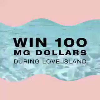 Wanna ⚡WIN ⚡ whilst you watch? We're giving away £100 MG dollars during every ad break, here's how you can enter...  1. Like and RT this tweet👇  GO, GO, GO 💘