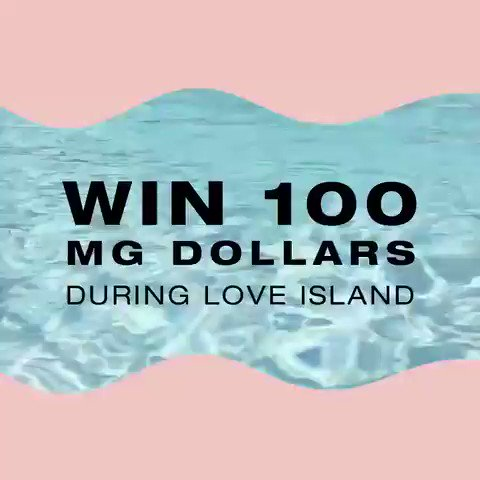 Wanna ⚡WIN ⚡ whilst you watch? We're giving away £100 MG dollars during every ad break, here's how you can enter...  1. Like + RT this tweet 👇  GO, GO, GO 💘