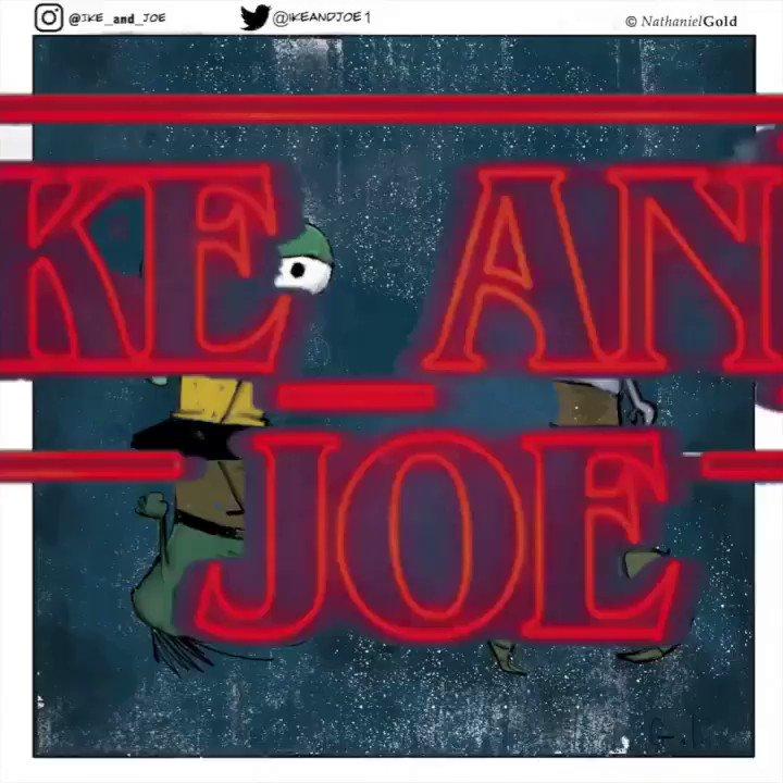 #strangerthings #strangerthings3 #ikeandjoe #netflix #comics #webcomics #funnymemes #comicsoninstagram #digitalart #digitalartist #cartoonist #cartoonistsofinstagram