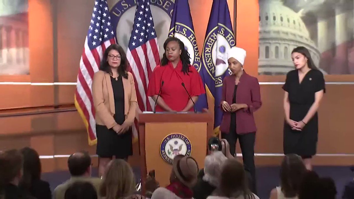 """ILL Han Omar is asked: 👇👇 """"Are you pro al Qaeda?"""" And """"Are you a Communist?""""  Rep. Omar refused to answer. Babbles on about nothing  LET THAT SINK IN. Answer is YES & YES  Some People who support """"Some People who did Something"""" don't answer questions."""
