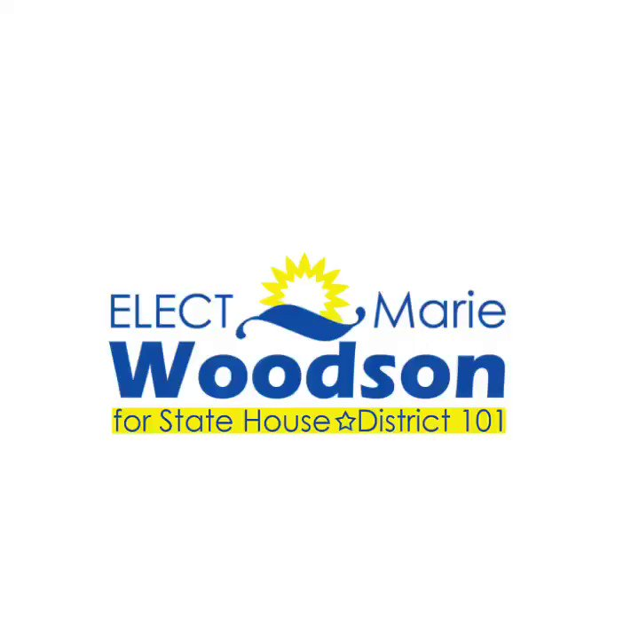 To all the volunteers and elected officials, THANK YOU! This campaign is of the people, by the people, and for the people   #TeamWoodson #FLHD101