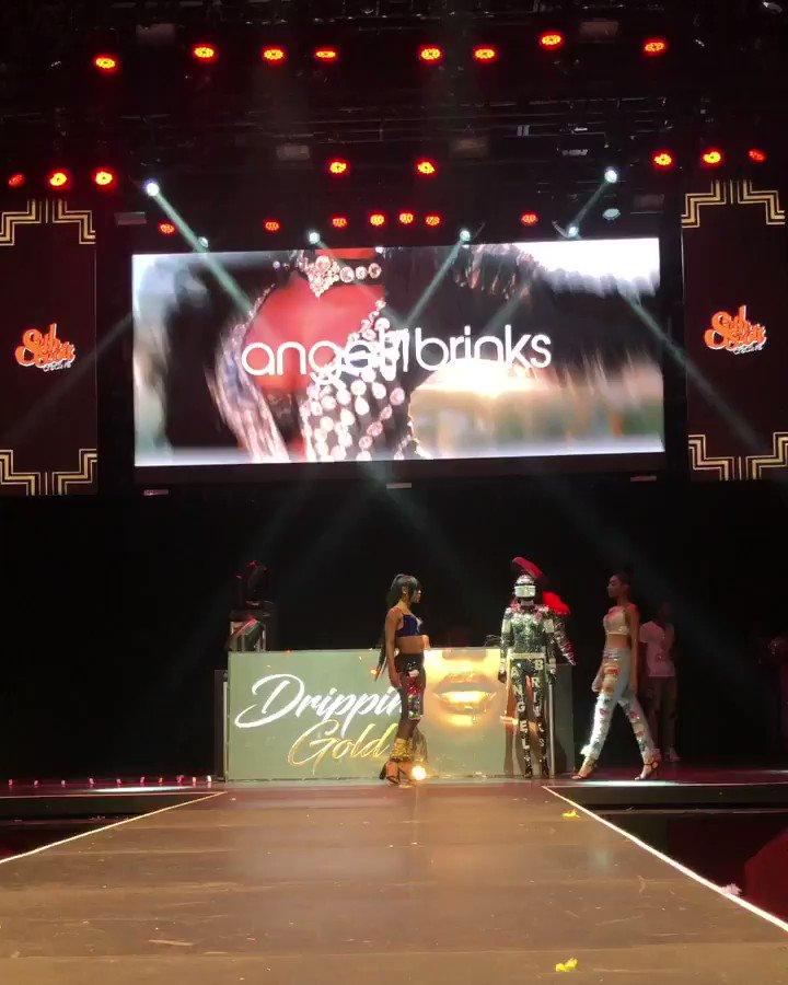 Angel Brinks  #espys2019 #modelwalkmondays