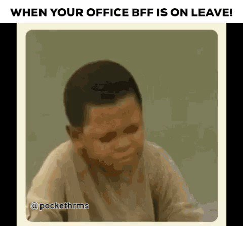 Tag your office BFF 😅😭#TuesdayThoughts #BFFs #Office