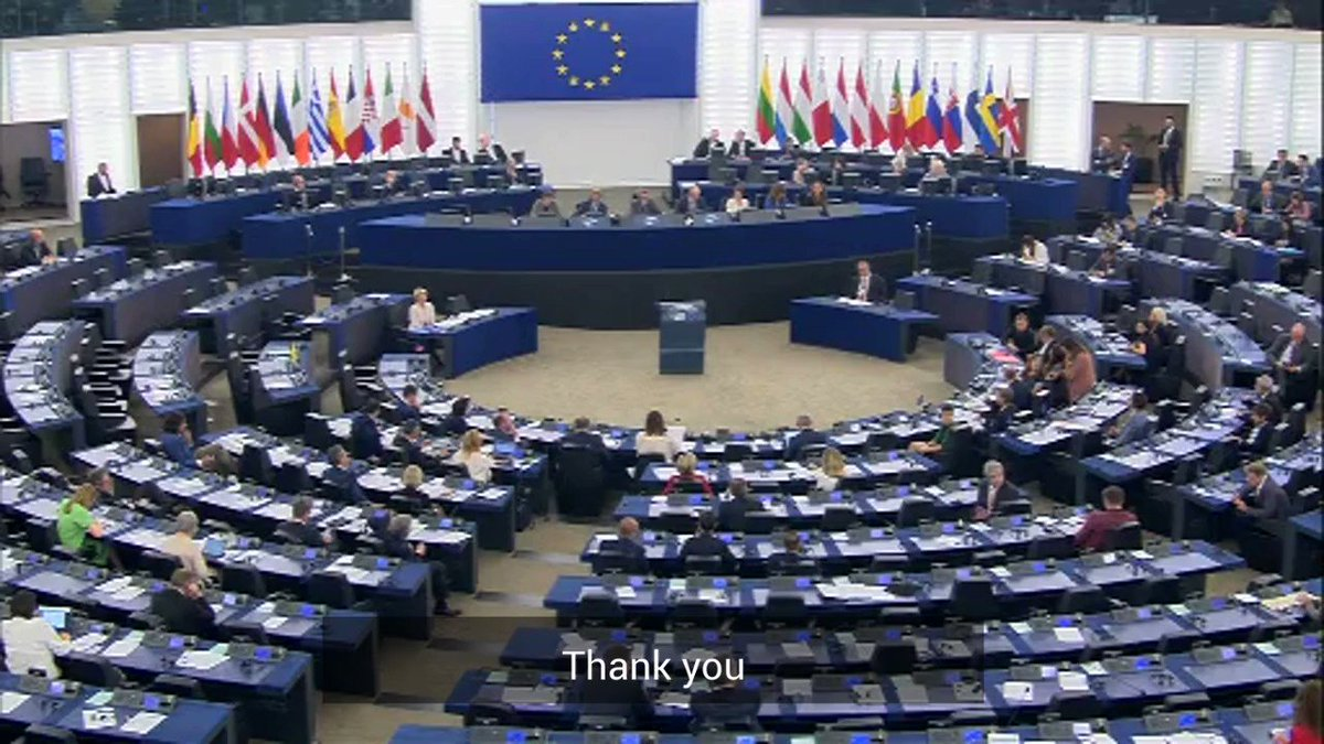 Image for the Tweet beginning: My speech in the #EuropeanParliament,