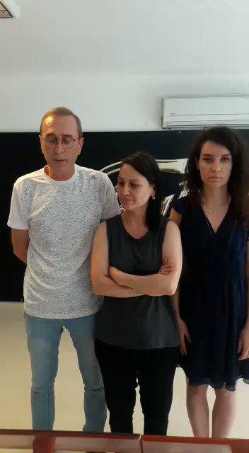 RT @OdtuSavunulmali: 58. günümüzde bize destek mesajı gönderen Tiyatro 1112 Garaj'a sevgiler #DirenişBüyüyor https://t.co/NwShZMWvrf