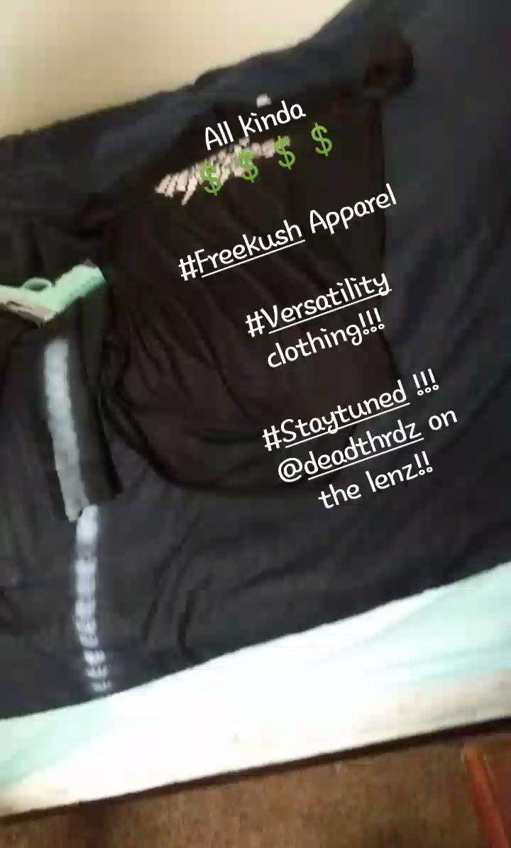 Staytuned.. #Freekush #Bossshit #Versatilitypt2  #LLVVS #LLMAZI #DOITFORMUCHO
