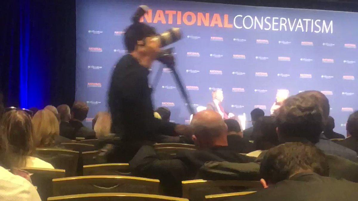 Sociopath John Bolton defends his lust for regime change in Venezuela