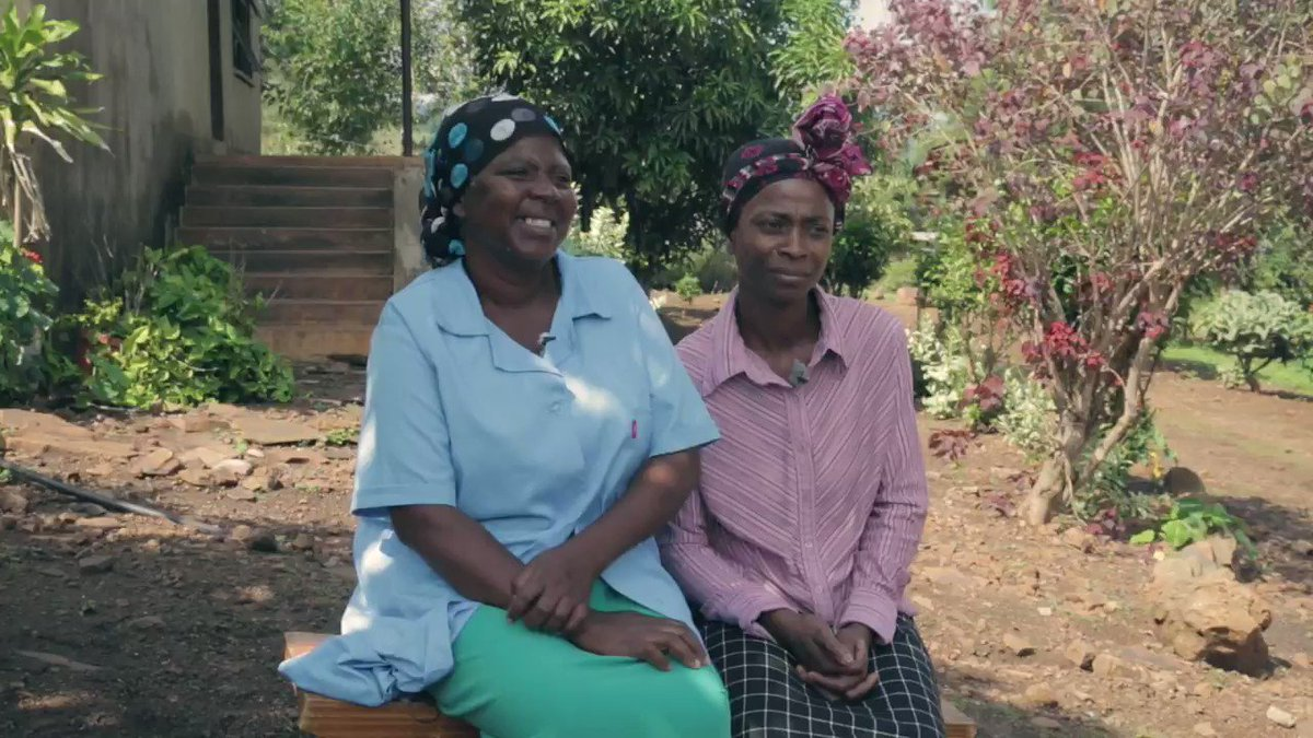In Eswatini, Unicef train Rural Health Motivators to provide mothers like Philile with information and care during pregnancy and birth. With their help, Vile was born HIV free. Thanks to the UK government, your donations to @socceraid have been matched up to £3 million. @DFID_UK