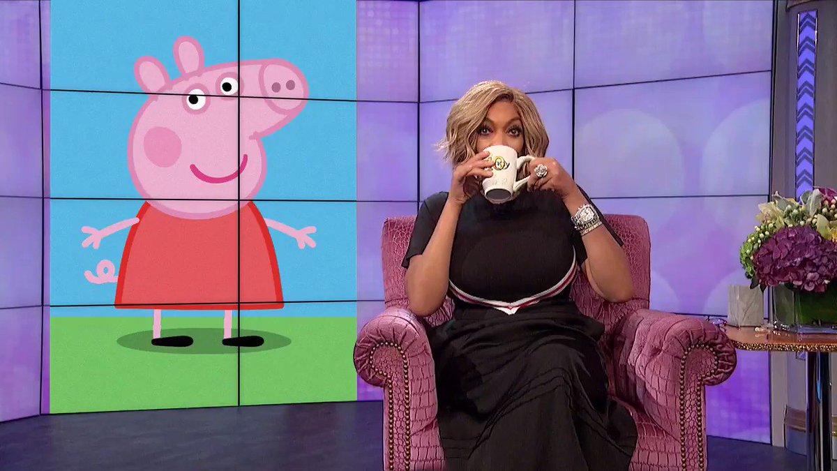 this peppa pig album... whew!