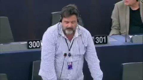 La Unión Europea debe actuar de forma democrática y dejar de amenazar a Venezuela, asi lo denuncia Manu Pineda, Eurodiputado de Izquierda Unida ante el Parlamento Europeo