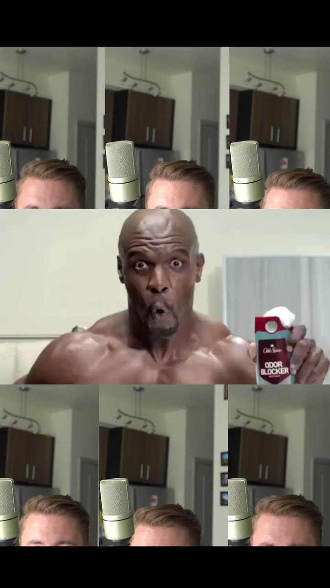 Probably the greatest marketing campaign ever. @terrycrews provides for some great a capella. @OldSpice