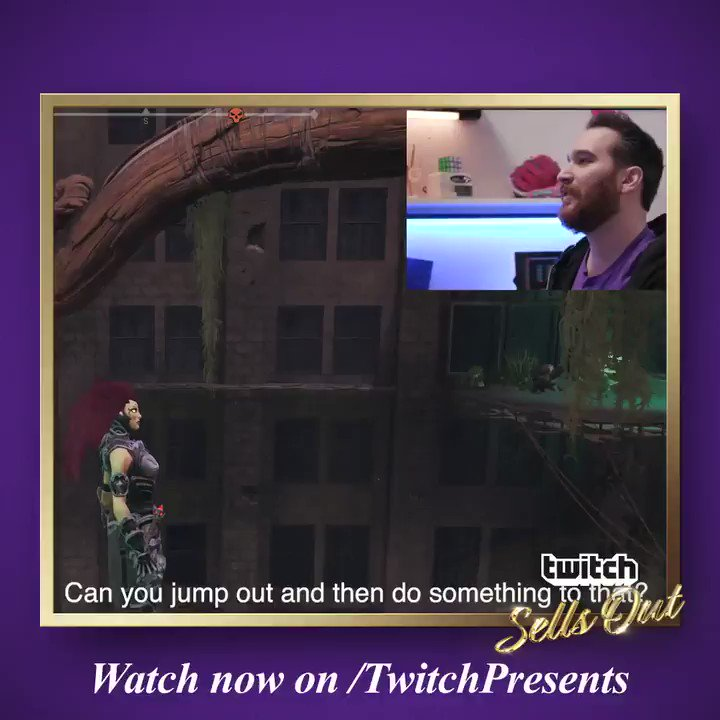 Professional gamers who game professionally - only on Twitch Sells Out: twitch.app.link/2cOq9GS0jY