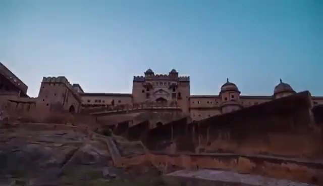 @UNESCO पधारो म्हारे देश welcome to Jaipur world heritage City 🙏🇮🇳