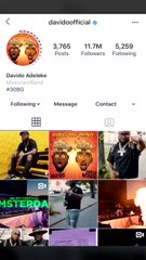 Embedded video nigerians blast davido for doing this to wizkid after his baby mama disgraced him on social media- video NIGERIANS BLAST DAVIDO FOR DOING THIS TO WIZKID AFTER HIS BABY MAMA DISGRACED HIM ON SOCIAL MEDIA- VIDEO nl7N24AUhu1BMEGD format jpg name 240x240