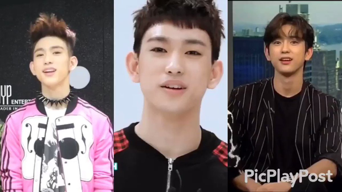 RT @ilybams: puberty truly hit jinyoung like a truck  https://t.co/nMRoo9ZSGY