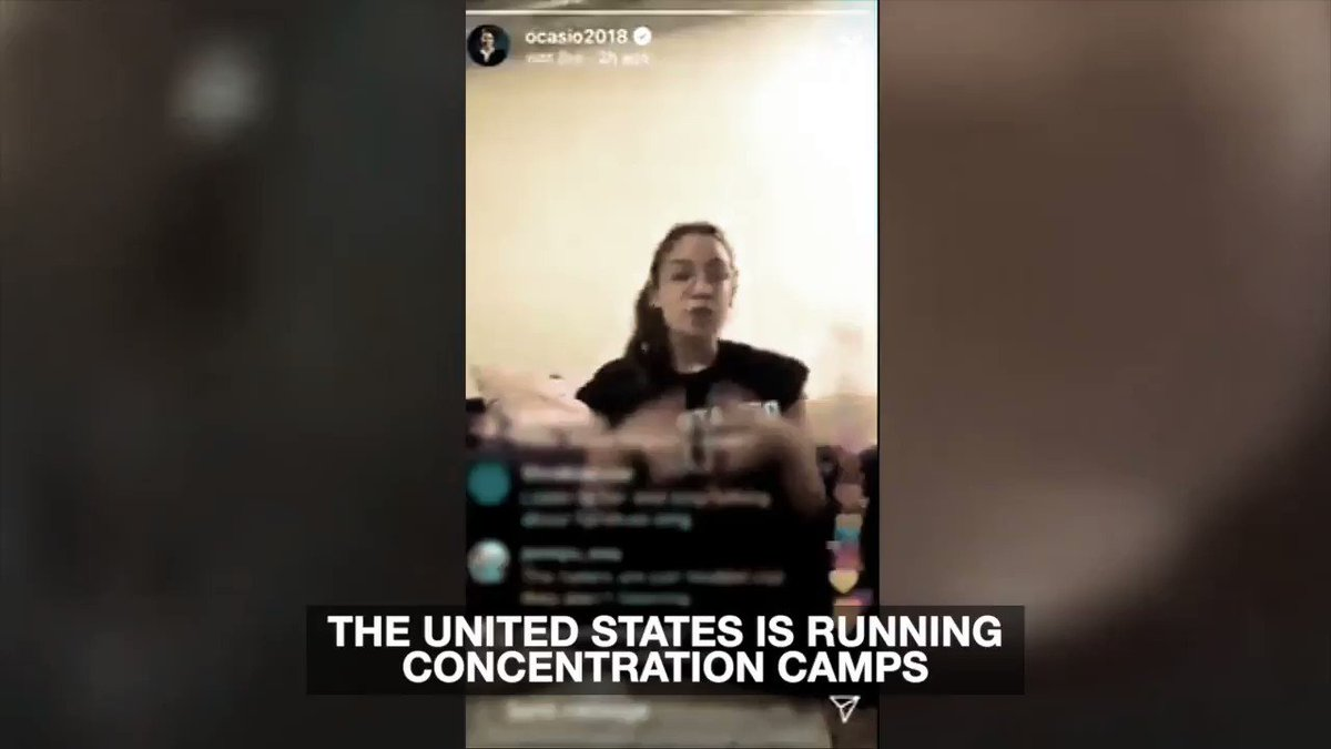 "The Squad wants to ""bring the fire"" to migrant detention facilities, which they call ""concentration camps."" They compare our immigration officials to Nazis and the KKK. They don't want our borders secured – they want anarchy."