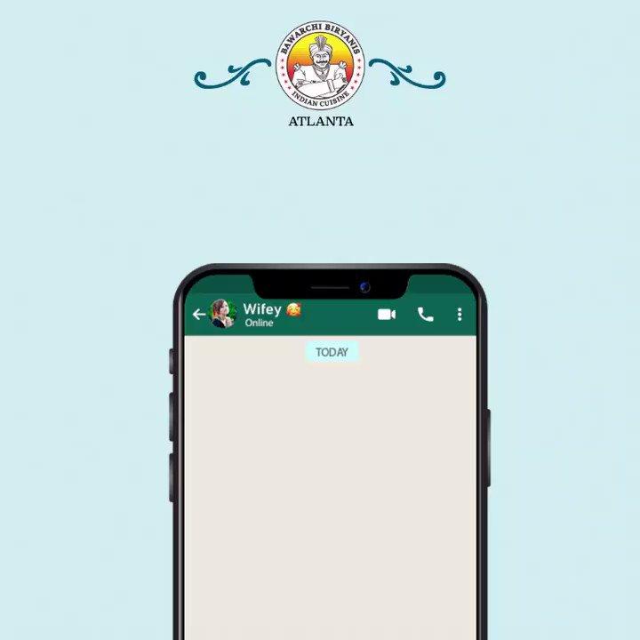 Bring a smile on his face by ordering his favorite Indian food. Just log on to http://www.bawarchiatlanta.com #bawarchiatlanta #atlantafoodies #roswellroad #atlanta #atlfood #eateratlanta #weloveatl #iloveatl #atlga #georgiastate #atllife #atlantaga #bawarchibiryanisatlanta #emojiday