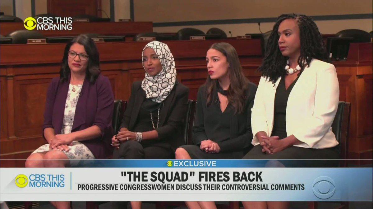 """CBS's Gayle King asks Rep. Ilhan Omar (D-MN) if she regrets her anti-Semitic remarks   Omar responds: """"I do not…"""""""