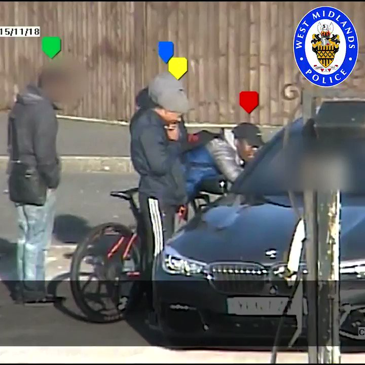 This is the dramatic moment @firearmsWMP swooped after a CCTV operator spotted a gun being passed around. See how the men were arrested, and the moment we found the weapon. Full story ➡http://ow.ly/lVyx50v30O4