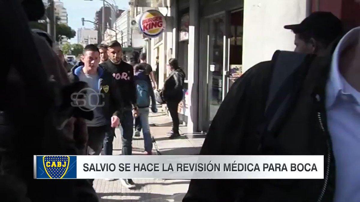 Boca cerró la llegada de Eduardo Salvio, su refuerzo de jerarquía internacional