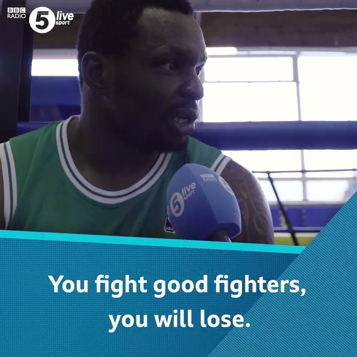 """😠 """"Heavyweight boxing is a joke"""" @DillianWhyte speaks about @BronzeBomber and believes @Tyson_Fury beat the American last December.Listen to the latest Costello and @bigdaddybunce podcast 👇📲🥊: http://bbc.in/2G8T53x #bbcboxing"""