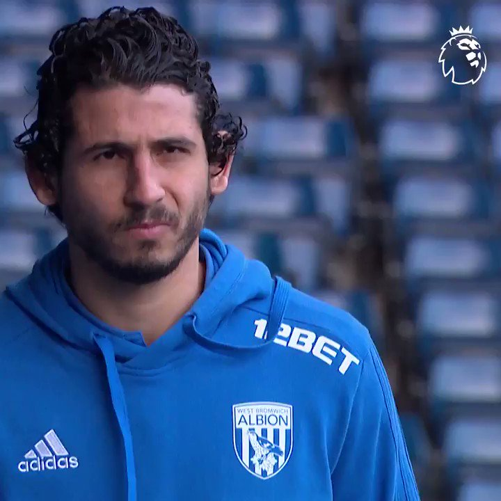 A threat in both boxes 💪 #OnThisDay Ahmed Hegazi moved to West Brom on loan in 2017