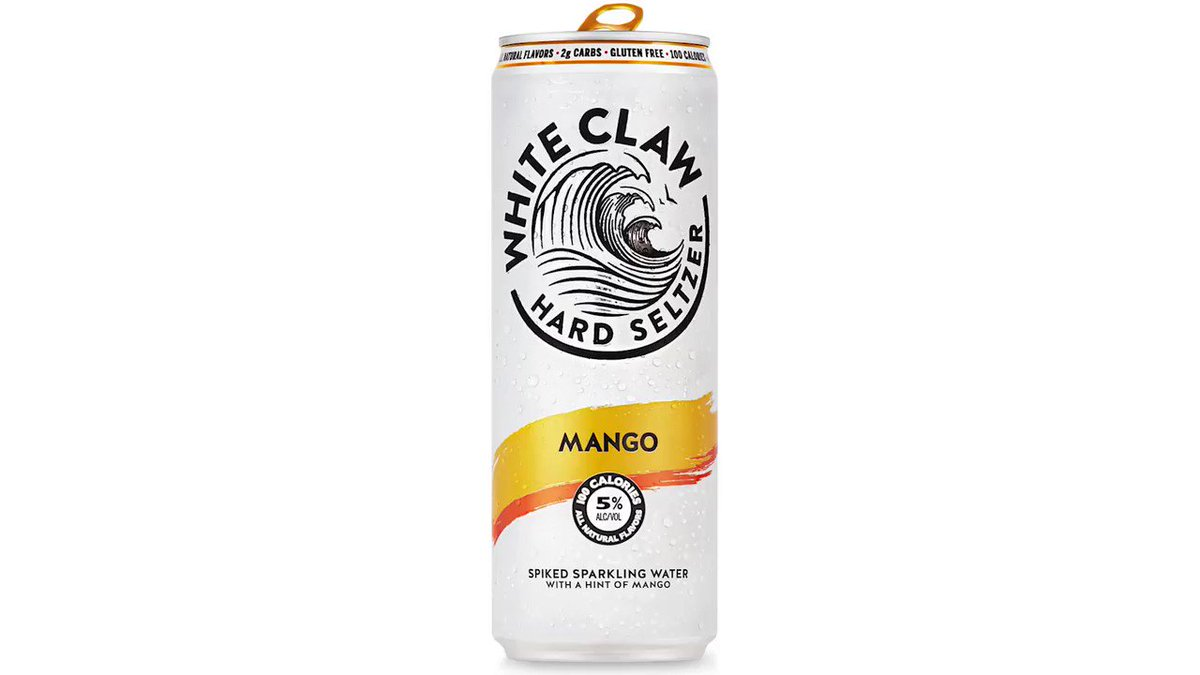 Image for the Tweet beginning: CHARLIE'S WHITE CLAW BAR CRAWL
