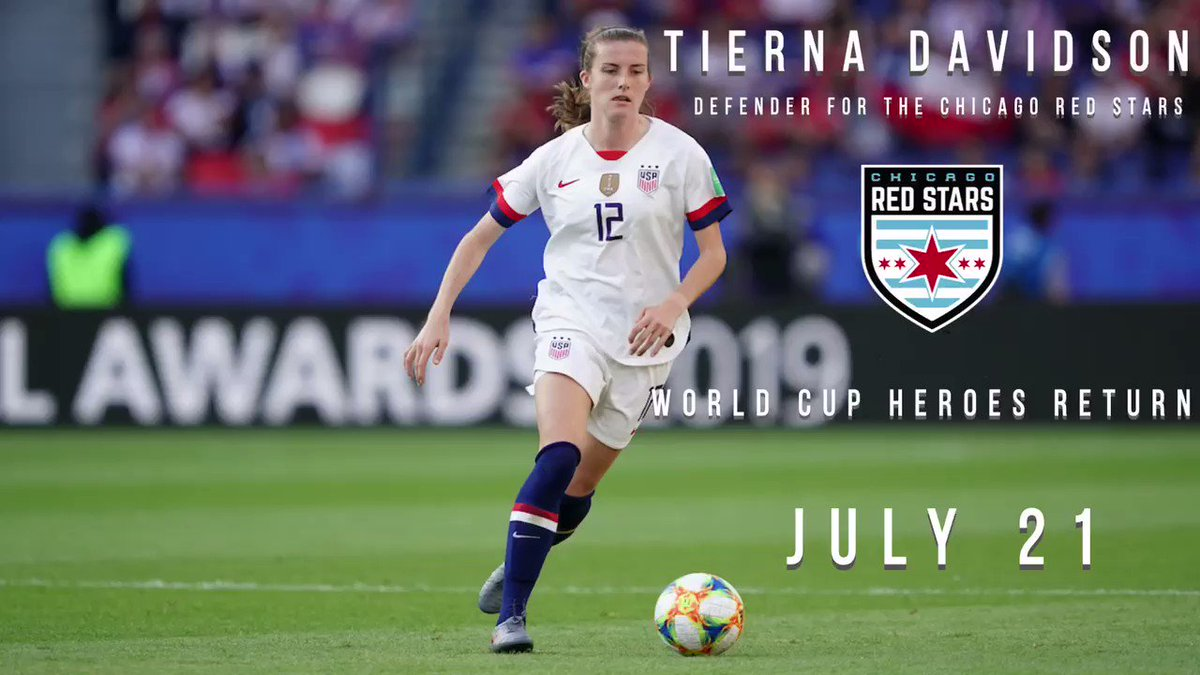Chicago Red Stars welcome back their U.S. World Cup players Sunday — and the game is sold out: 'A historic and