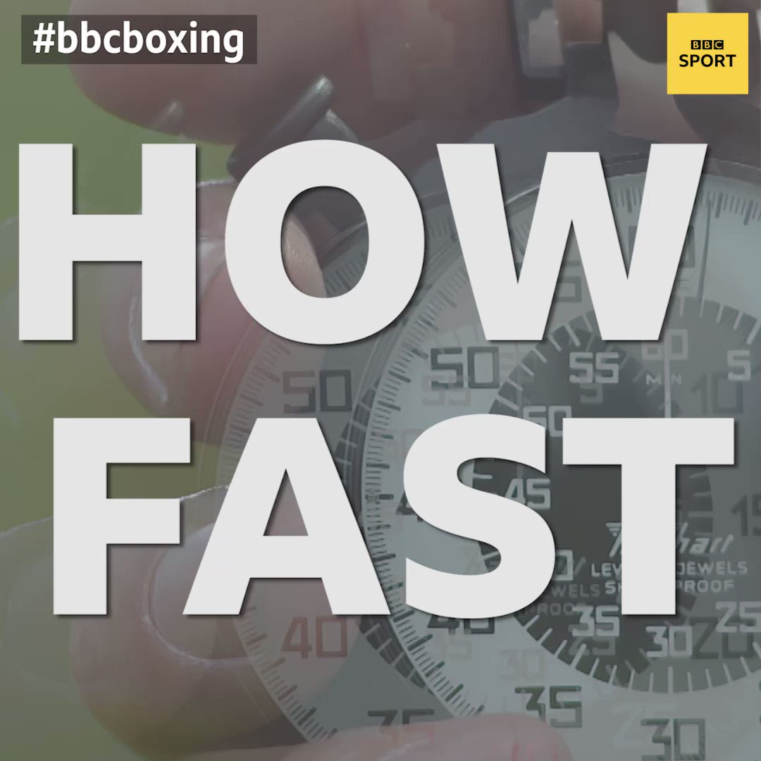 12 seconds.One punchbag.GO!@JoeG takes on the 12 second challenge, but have you got quick hands?Have a go and send it in using #bbcboxing