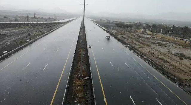 أمطار الخير #الجرداء أقصى شمال #المضيبي بمحافظة #شمال_الشرقية الان.      تصوير : عابدالسالمي.     @aboemad3113  #الخيمة_العمانية