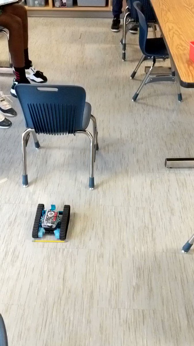 Innovation Academy: Day 8 Learners coded robots for autonomous travel by working with elapsed time, rate of speed, iteration, and logical sequencing.  <a target='_blank' href='http://twitter.com/AbingdonGIFT'>@AbingdonGIFT</a> <a target='_blank' href='http://twitter.com/apsyoungscholar'>@apsyoungscholar</a> <a target='_blank' href='http://twitter.com/STEM_K12'>@STEM_K12</a> <a target='_blank' href='https://t.co/5CUiZvnY2A'>https://t.co/5CUiZvnY2A</a>