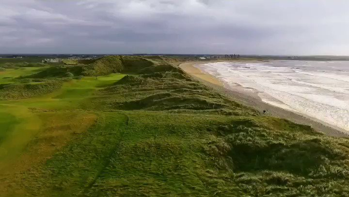 Three of the best golf courses in the world ⛳ @TrumpGolf Tune into @GolfChannel this weekend during @TheOpen to catch our latest commercial #TheTrumpTriangle