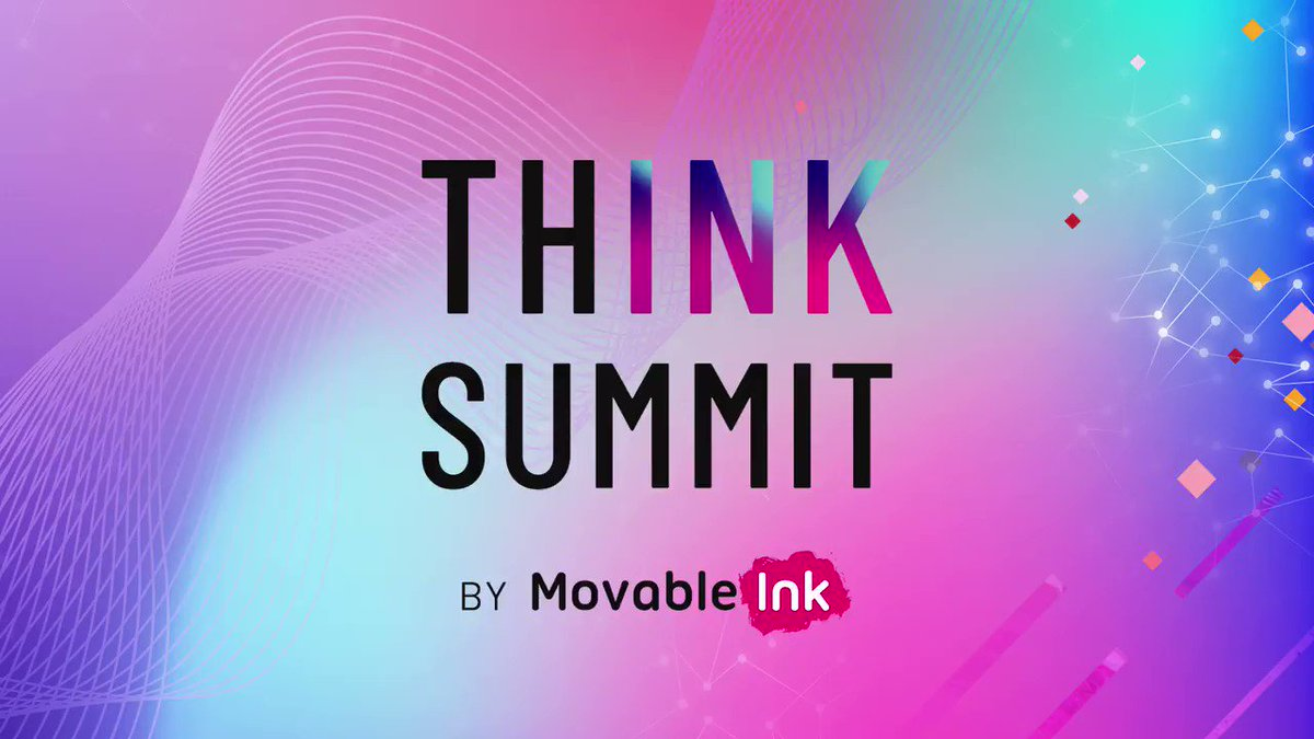 Join us at #ThinkSummit for a chance to network and learn alongside 750 of the brightest digital marketers. Get your tickets today! http://bit.ly/thinksummit19
