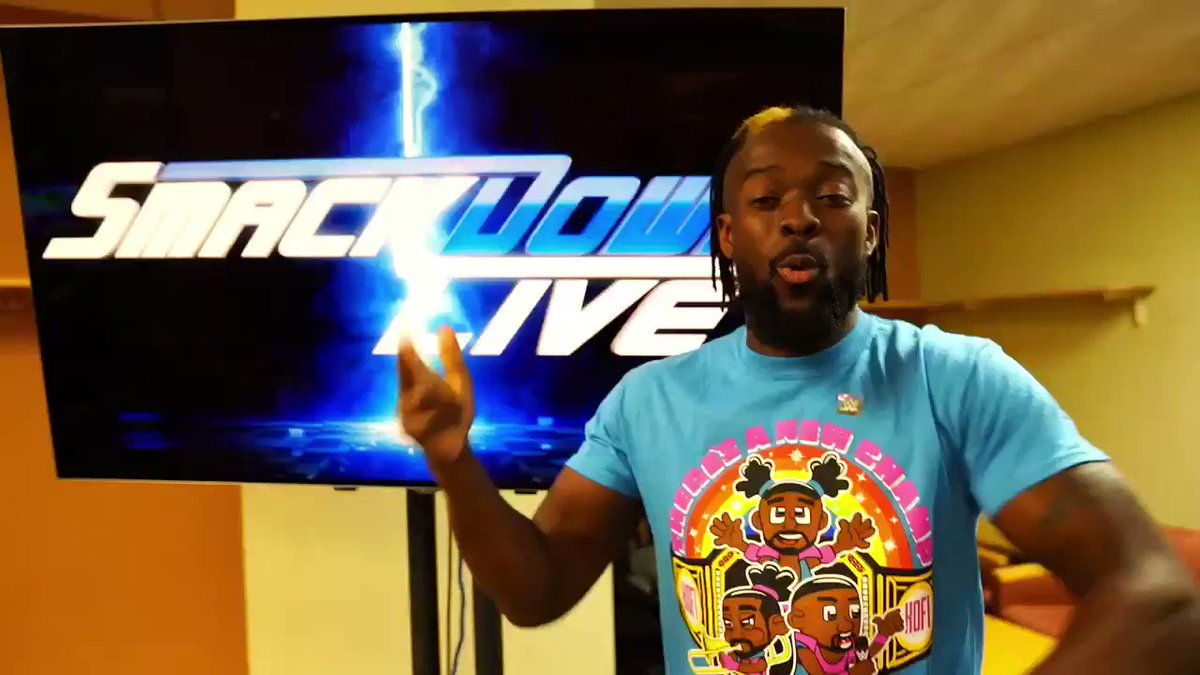 We can't wait either, @TrueKofi 💥 Grab PRESALE tickets now to see @WWE Monday Night RAW & Smackdown Live on September 9 & 10! Use code 'GARDEN' at: http://go.msg.com/WWE2019