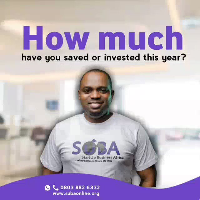 Have you registered to join #SUBA yet?  @iamemekanobis recommends you join.  See why 👇 https://m.facebook.com/story.php?story_fbid=10158640006633098&id=665358097…  Cc @SUBAonline_  #SUBA #5xIncome #strategy #Investments #MoneyMoves #ThursdayThoughts