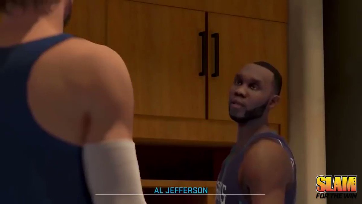 You asked for it. A montage of bad voice acting in NBA 2K!