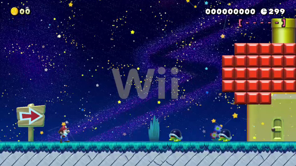 If Nintendo wont give me Mario Galaxy on Switch, then Ill just make it myself. #SuperMarioMaker2 #NintendoSwitch #GoodEggGalaxy
