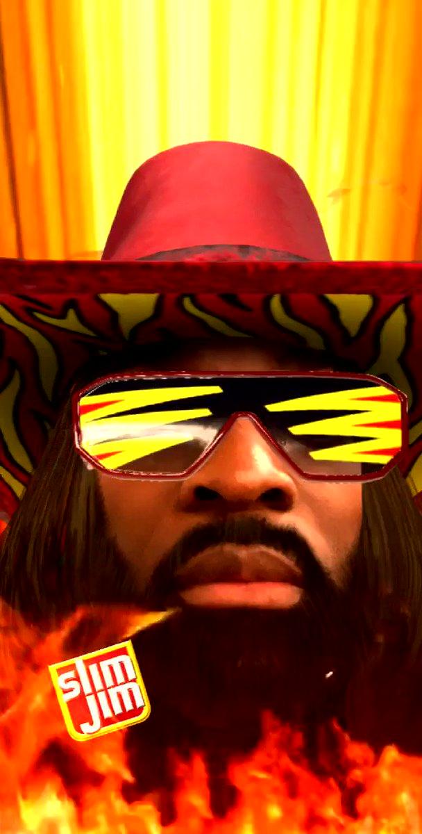 @WWE Superstar @TrueKofi goes Savage at #SDCC  Snap into a Savage Selfie: http://bit.ly/savage-selfie