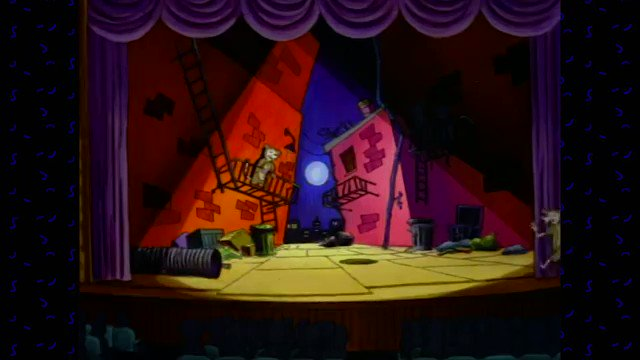 please give me a movie adaptation of the musical RATS! from Hey Arnold!