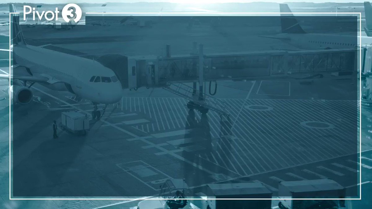 Image for the Tweet beginning: Discover how Pivot3's #SafeAirport solution