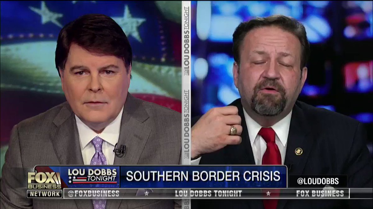 #AmericaFirst- @SebGorka: The Dimms don't care about the women & the children being exploited at the border. If they wanted to stop the abuse they would join @POTUS. For the Dimms it's not a humanitarian crisis, it's about political power. #MAGA #Dobbs