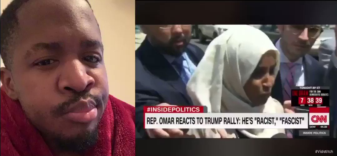 Rep. Omar condemned President Trump but WHY didn't she Condemn Al Qaeda ? Let me just ask her! Hey @IlhanMN why didn't you condemn Al Qaeda? Who else wants to know ? RETWEET so she can answer the question!!! #IStandWithTrump